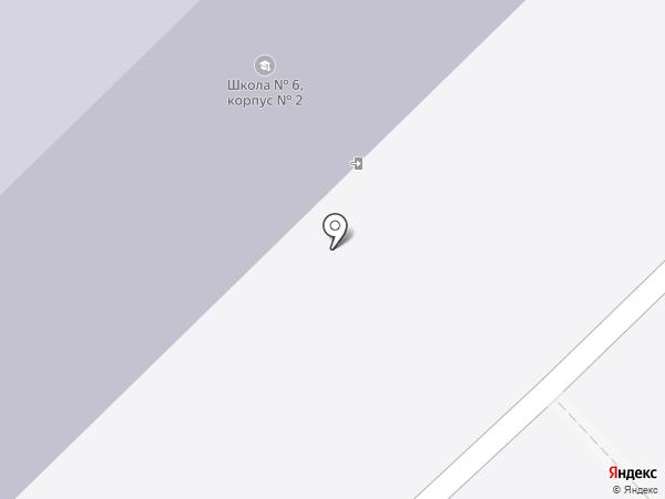 Сакура на карте Мытищ