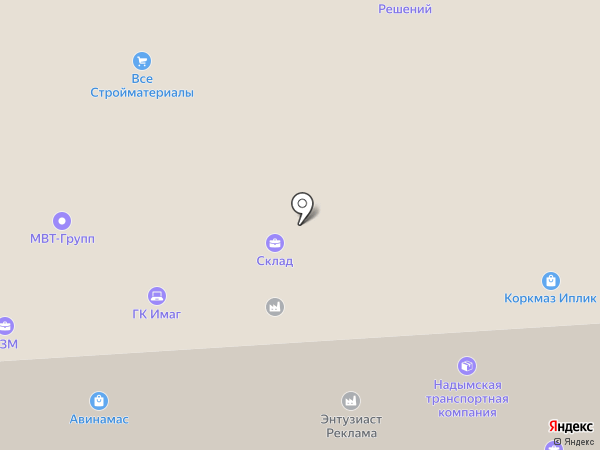 WiMax Store на карте Москвы
