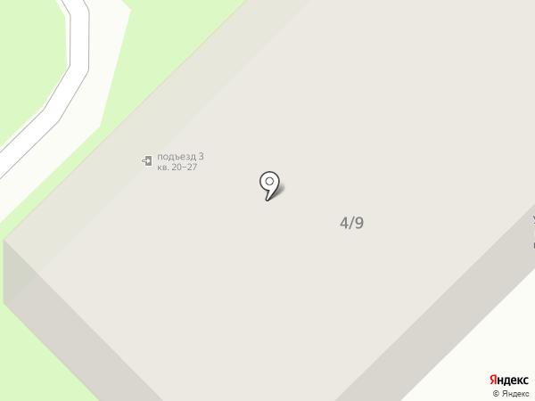 Левис на карте Мытищ