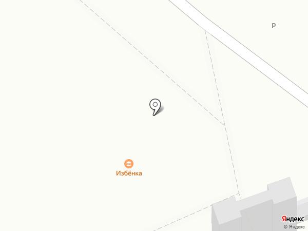 Избушка на карте Совхоза имени Ленина