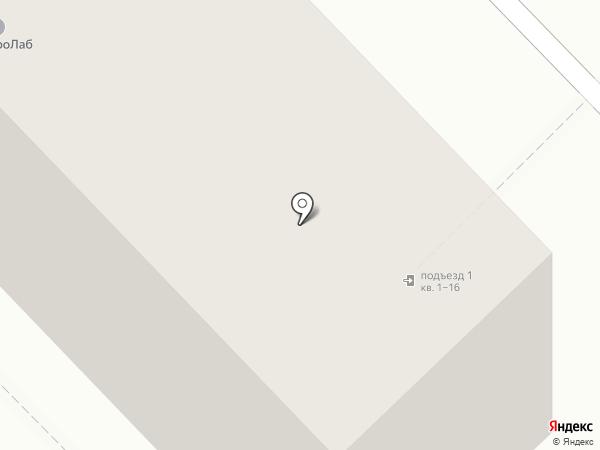 Ремонтная мастерская на карте Мытищ