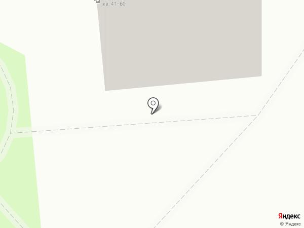 Участковый пункт полиции на карте Совхоза имени Ленина