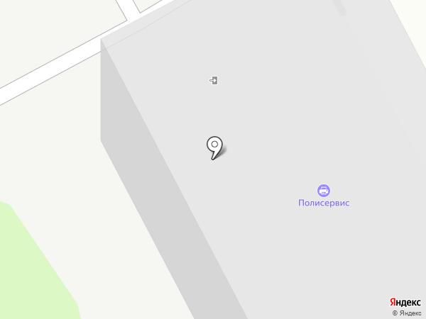 АзияТрансГрупп на карте Москвы