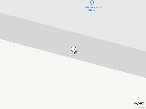 Морена-ЮП на карте Пирогово