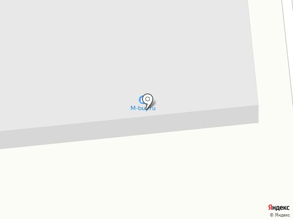 Купи-прудик на карте Москвы