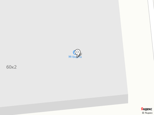 Офис-Стандарт на карте Москвы