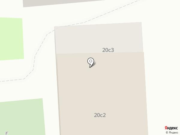 Hostelciti на карте Москвы