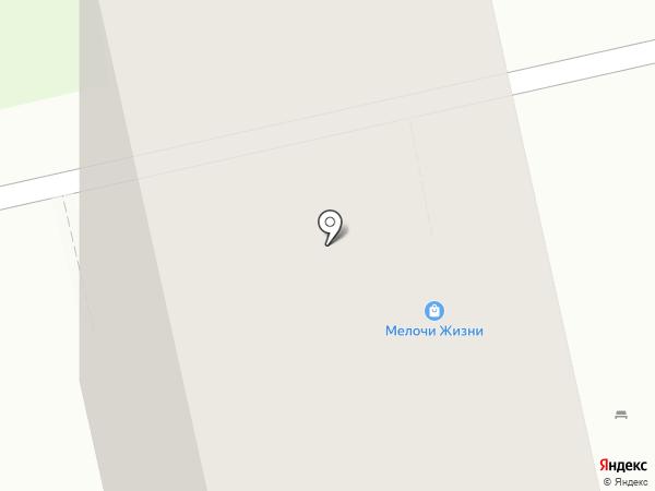 Мультипроцессинг КИТ на карте Москвы
