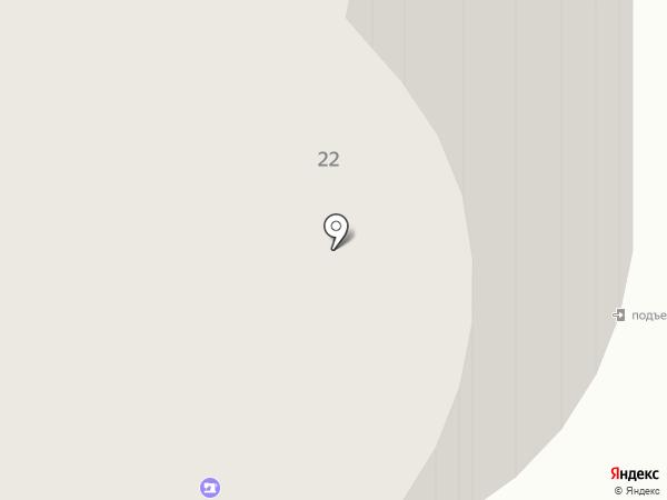 Скайград, ГК на карте Совхоза имени Ленина