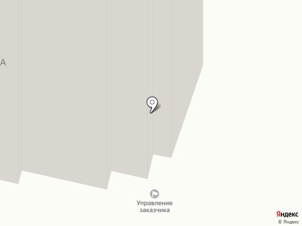 Управление Заказчика на карте Пирогово