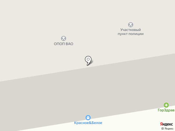 Базар Маркет на карте Москвы