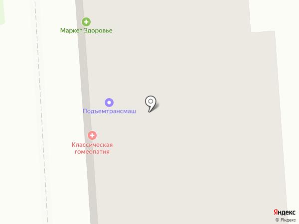 Балтийская энергетическая компания на карте Москвы