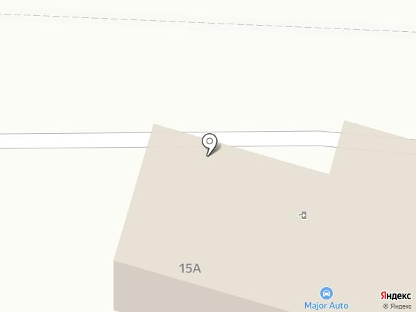 Знак на карте Мытищ