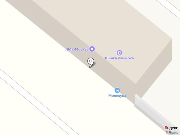 Автомойка на карте Совхоза имени Ленина