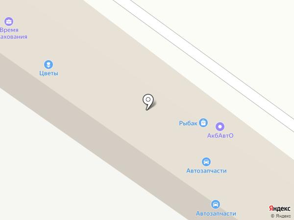 Интим Хаус на карте Совхоза имени Ленина