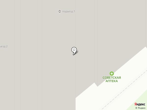 Элис на карте Мытищ