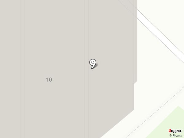 Сиам на карте Мытищ