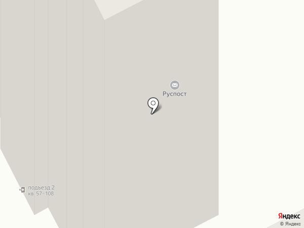 Одеял & Ко на карте Москвы