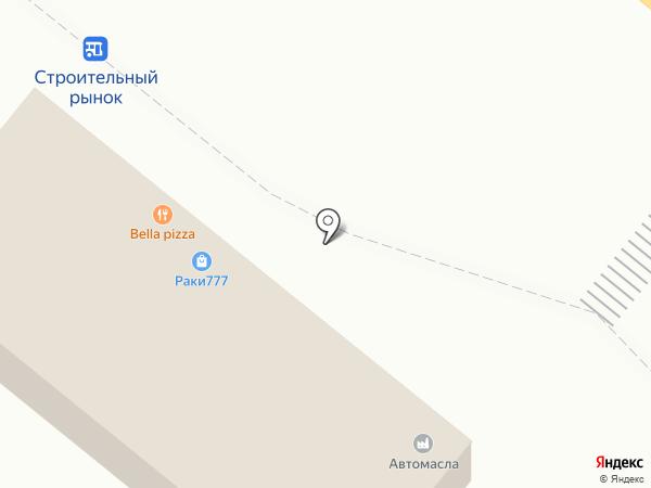 Лада-4 на карте Совхоза имени Ленина