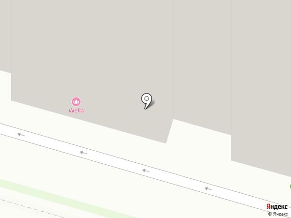 Акабалу на карте Домодедово