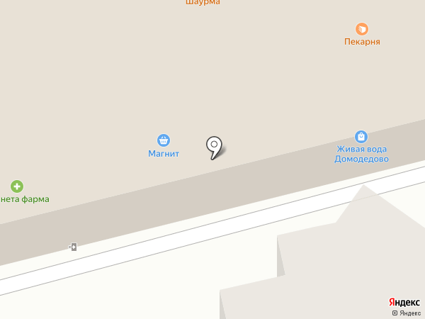 Шелепиха Фарм на карте Домодедово