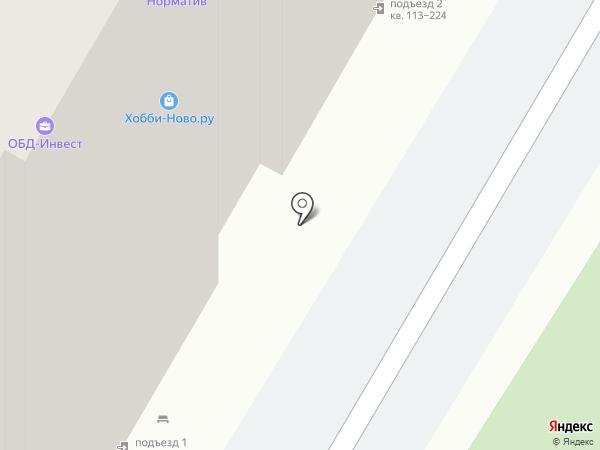 Emex23 на карте Новороссийска