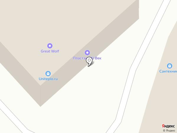 Интернет-магазин лестниц на карте Совхоза имени Ленина