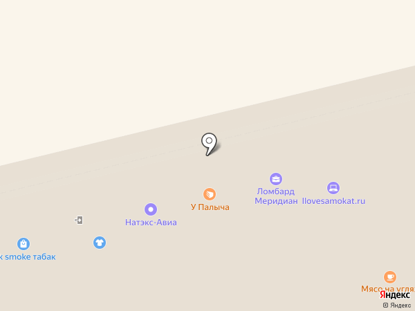 Мастер-быт на карте Москвы