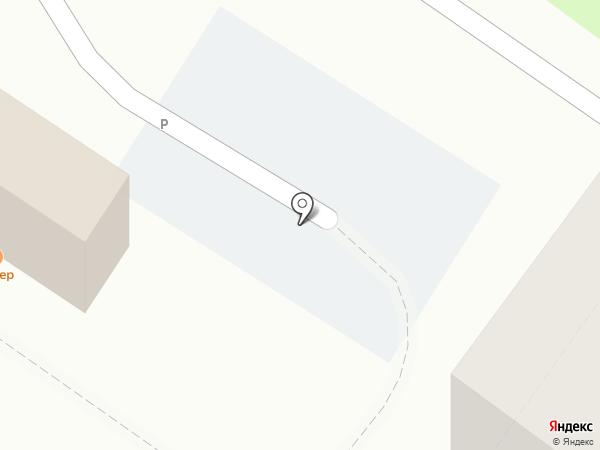 Экса на карте Москвы