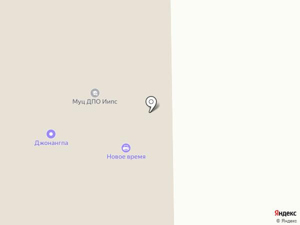 СимЛайн на карте Москвы