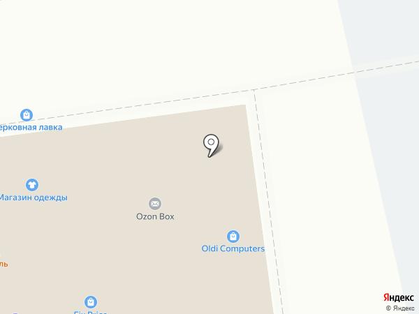 Сеть школ танцев для детей на карте Москвы