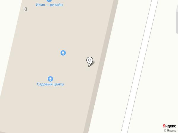 Магазин товаров для садоводов на карте Пирогово