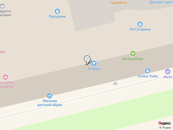 Чудо Печка на карте Домодедово