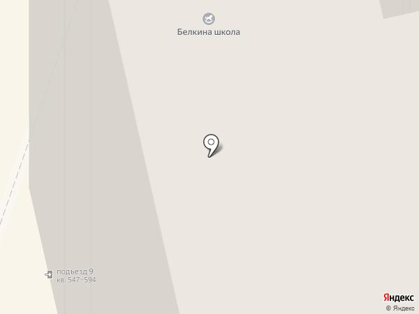 Майя-Э на карте Домодедово