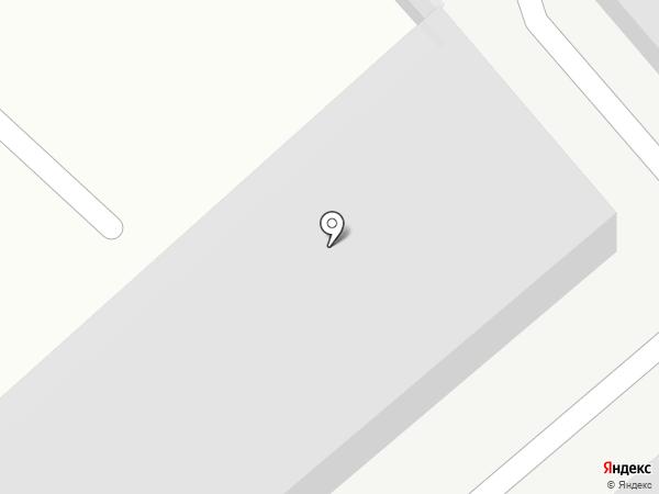 Автостоянка №61/2 на карте Москвы