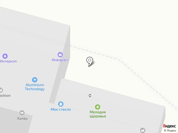 Многопрофильный магазин на карте Пирогово