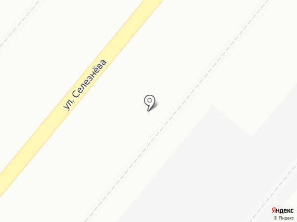 Лектур на карте Мытищ