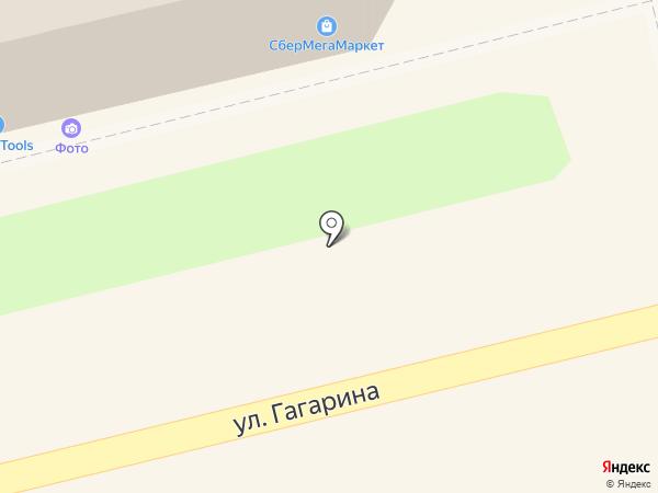 Barbershop Borodach на карте Домодедово