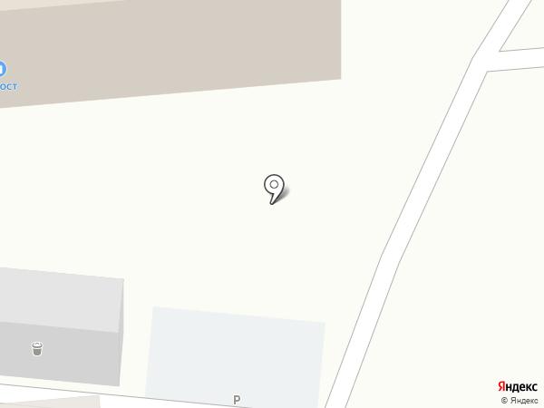 Столичный гардероб на карте Москвы