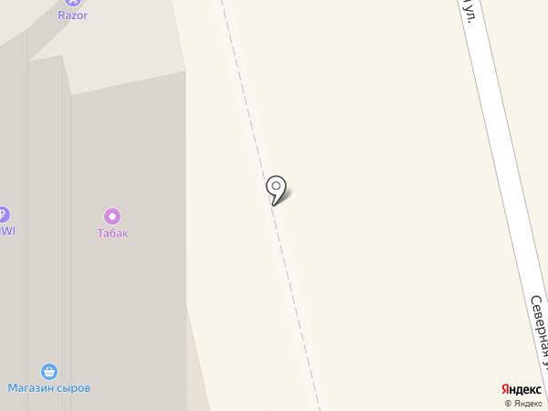 ЧемПивон на карте Домодедово