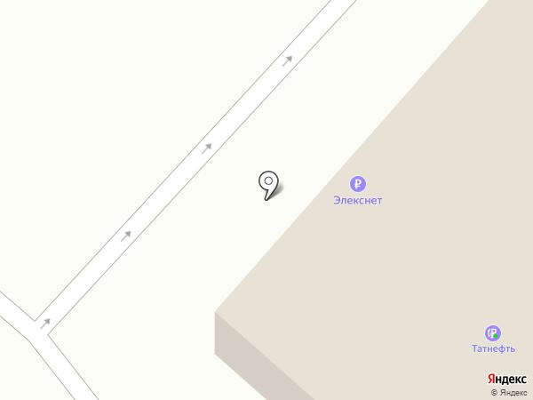 Банкомат, Банк Зенит, ПАО на карте Совхоза имени Ленина
