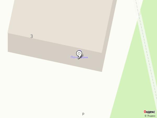Почтовое отделение №141033 на карте Пирогово