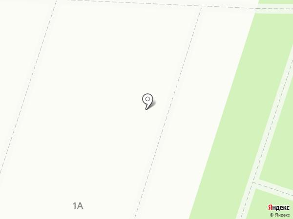 Магазин посуды и хозяйственных товаров на карте Пирогово