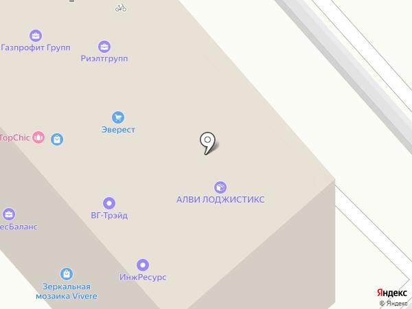 Вита на карте Мытищ