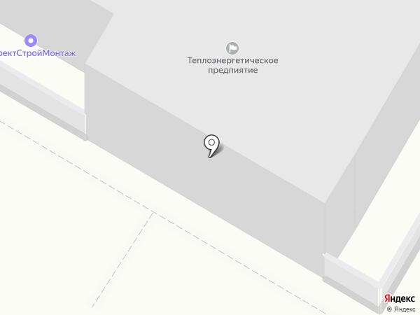 ТеплоМаг на карте Мытищ