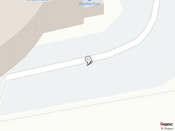 Банк Возрождение, ПАО на карте Домодедово