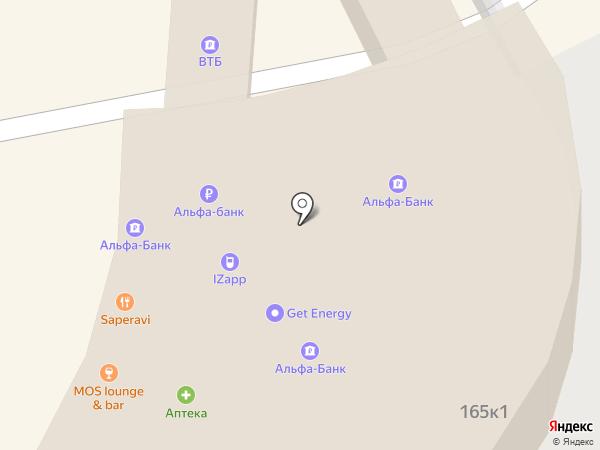 iRecover на карте Москвы