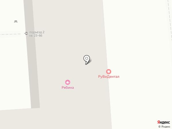 RedPixel на карте Москвы