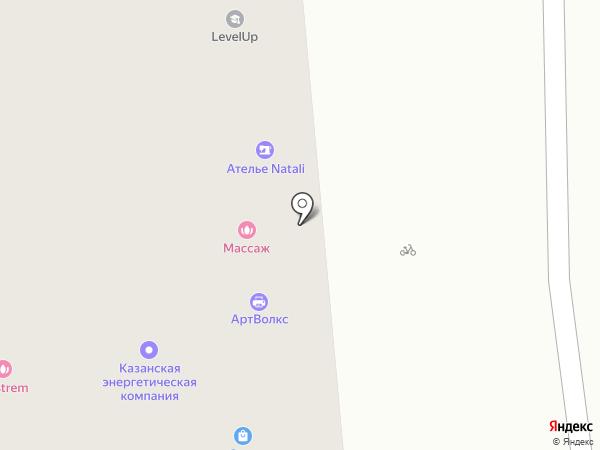 Чудо-чердачок на карте Мытищ
