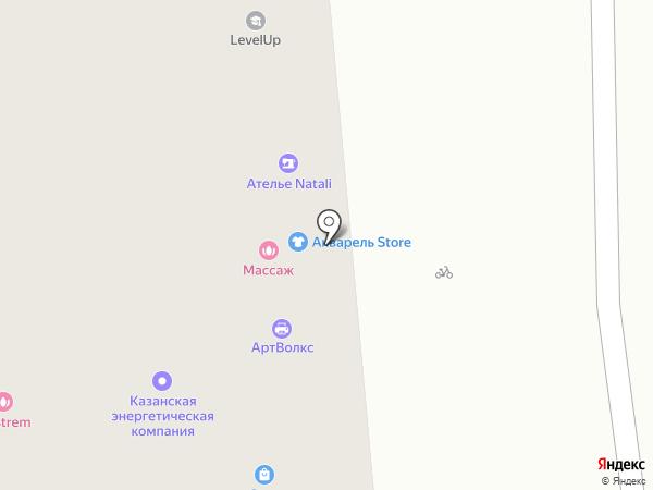 Чаншо на карте Мытищ